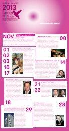 Programm 2013 - Festival für neue Musik in Sachsen-Anhalt