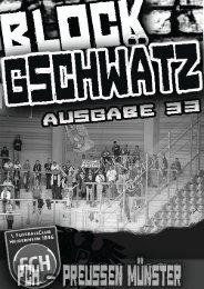 Ausgabe 33 – Münster - Fanatico Boys