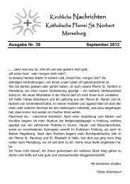 Ausgabe Nr. 39, September 2013 ( PDF -Datei, 619 kB)