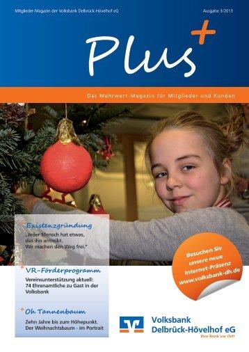 Download Kundenzeitung 3 / 2013 (PDF) - Volksbank Delbrück ...