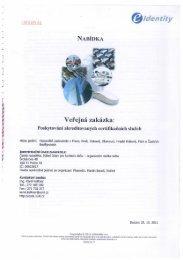 eIdentity.pdf - E-ZAK SUKL - Státní ústav pro kontrolu léčiv