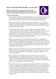 briefing paper - Chartered Institute of Housing