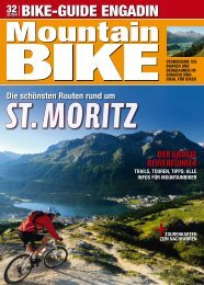 bike-guide engadin - Kulm Hotel
