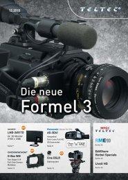 EditShare Herbst Specials LiveU HD - TELTEC Broadcast Media Store
