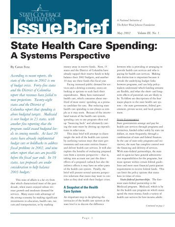 State Health Care Spending - A Systems Perspective.pdf