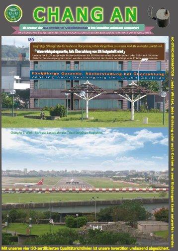 Mit unseren vier ISO-zertifizierten ... - 長安微電有限公司