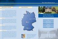 Das Unternehmen heute - Reuttner v. Weyl'schen Verwaltung