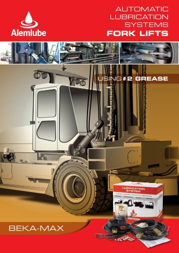 Alemlube_Fork Lifts Lube Systems