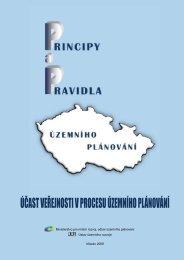 Účast veřejnosti v procesu územního plánování - Ústav územního ...