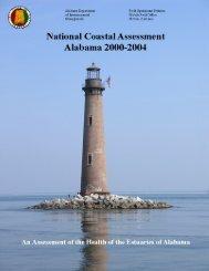 NCA Report 2000 – 2004 - Mobile Bay National Estuary Program