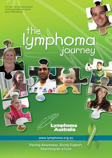 the journey - Lymphoma Australia