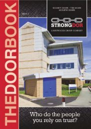 Download the Strongdor Brochure (PDF)
