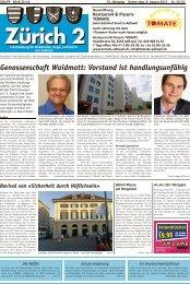 Vorstand ist handlungsunfähig - Lokalinfo AG