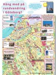 Häng med på rundvandring i Göteborg - Utbildning, Göteborgs ...