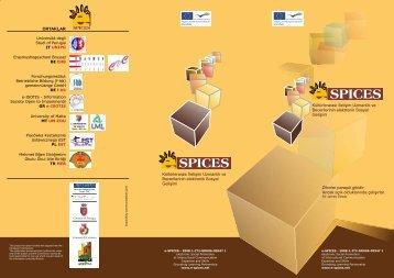 depliant esecutivo turchia.cdr - e-SPICES