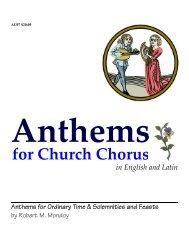 English, Latin - Mondoy Music