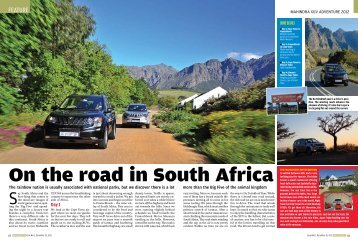 South Africa Challenge – AutoBid Jan'13 - Mahindra XUV500