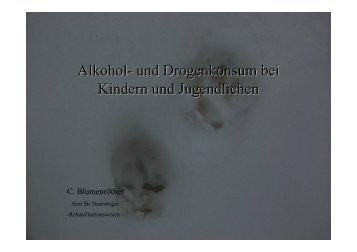 Alkohol- und Drogenkonsum bei Kindern und ... - SEB ELG Alzey