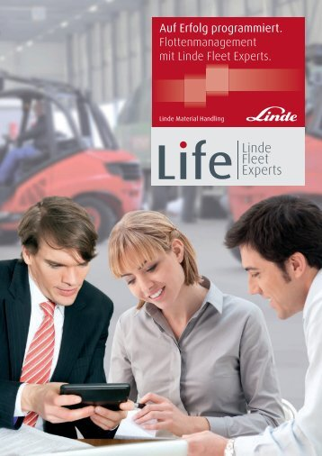 Life – Linde Fleet Experts - Linde Material Handling
