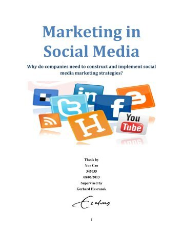 social media marketing dissertation proposal List of solid digital marketing dissertation topics welcome to the world of the dissertation topic selection this exciting challenge marks the end of many years of study and gives you the opportunity to truly showcase your knowledge on the topic and develop a top quality dissertation.