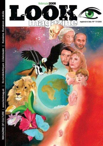 2008. február - LOOK magazine