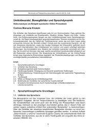 Corinna Manuela Kirstein - Verlag Empirische Pädagogik
