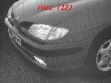 1.fejezet - Ismerkedés a gépkocsival - Renault Megane Klub