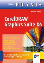 CorelDRAW Graphics Suite X6 - Verlagsgruppe Hüthig Jehle Rehm ...