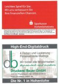 TSV Pfedelbach gegen TSV Michelbach/Bilz - Page 2