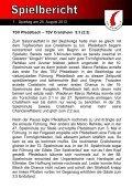TSV Pfedelbach gegen TSV Michelbach/Bilz - Page 5
