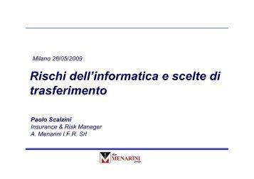 Scalzini - Rischi dell'informatica e scelte di trasferimento.pdf - Aica