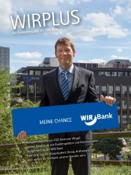September 2013 - WIR Bank