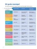 Många vägar till bättre folkhälsa - Page 6