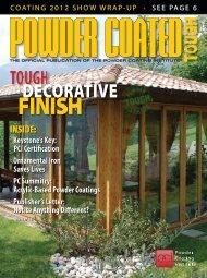 Powder Coated Tough 2012 - International Builders' Show
