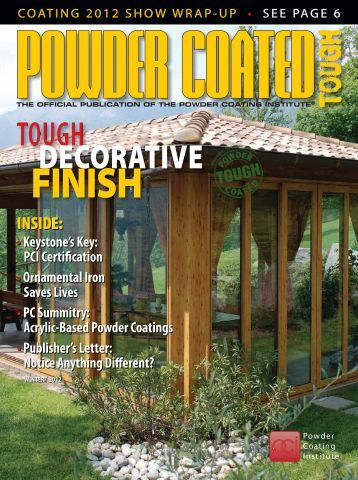 Powder Coated Tough 2012 - International Builders' Show