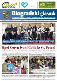 Opel Corsa Ivoni Colić iz Sv. Petra! - Grad Biograd na Moru
