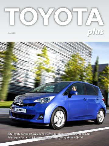 Toyota Plus 01/2011.pdf - Hat Auto AS