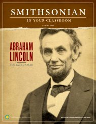 Abraham Lincoln - Smithsonian Education