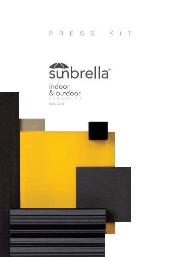 Sunbrella® Indoor & Outdoor Furniture Press Kit - Dickson
