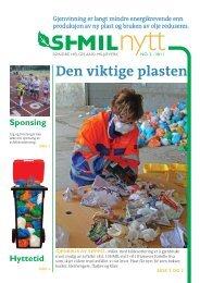 Den viktige plasten - Shmil