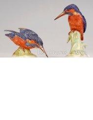 Esculturas - Aves