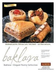 Baklava : Elegant Pastry Collection - Phyllo.com