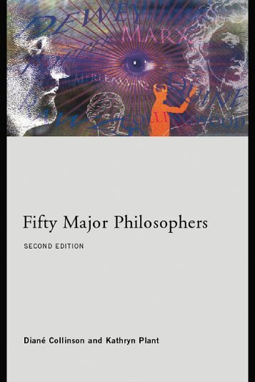 Fifty Major Philosophers - Amazon Web Services