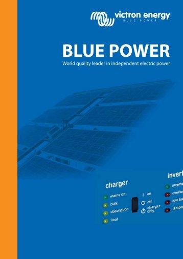 BLUE POWER - Solarni paneli