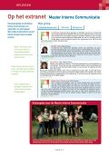 inspiratie in je communicatie- loopbaan - Van der Hilst Communicatie - Page 5