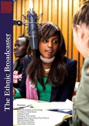 Latest Edition Spring 2013 - National Ethnic and Multicultural ...
