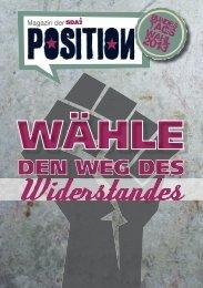 posiextra BTW.indd - SDAJ Hessen
