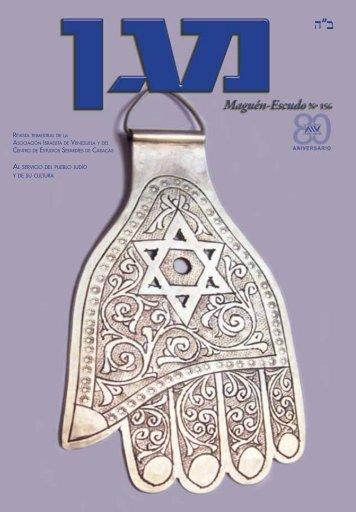 Descargar Revista - Centro de Estudios Sefardíes