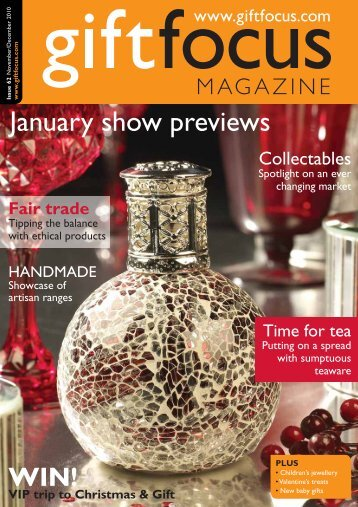 January show previews - County Wedding Magazines