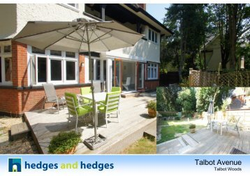 brochure - Hedges and Hedges